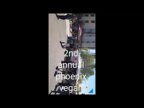 2nd annual vegan festival phoenix