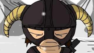 Generic Skyrim Movie | T4k Cartoons