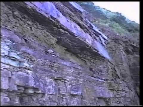 Cliff Line Hazard Definition at Tudibaring Headland Copacabana NSW