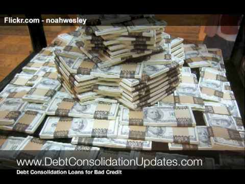 Bad Credit Consolidation Loans from YouTube · Duration:  2 minutes 50 seconds