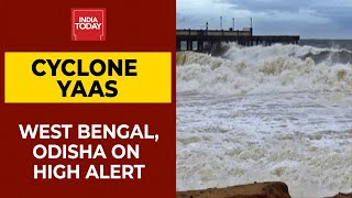 Cyclone Yaas Update: Cyclone To Turn Severe In 24 Hrs, 90 Trains To Bengal, Odisha Cancelled