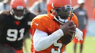 Browns' Tyrod Taylor vs. Buffalo Bills, the team that traded him