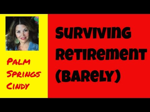 Palm Springs Cindy:  My Retirement Story