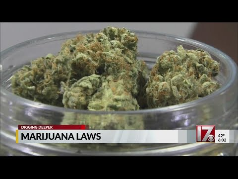 Legislation could clear way for medical marijuana in NC, representative says