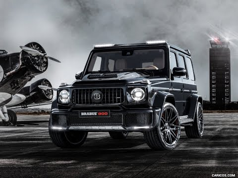 2019 BRABUS 800 Mercedes‑AMG G 63 Review