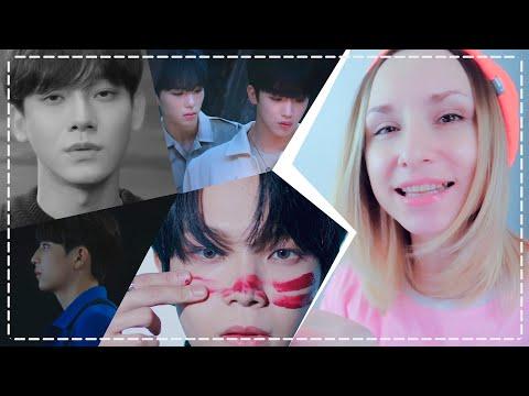 [MV] CHEN - Hello, BDC - SHOOT THE MOON, WEi - TWILIGHT, VERIVERY - G.B.T.B. РЕАКЦИЯ/REACTIONS