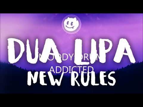 Dua Lipa - New Rules (MOODY Drum Addicted Mix)