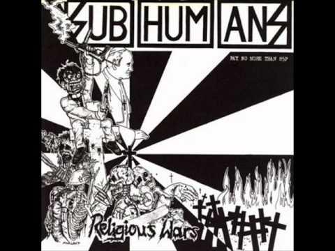 Subhumans - Love Is...
