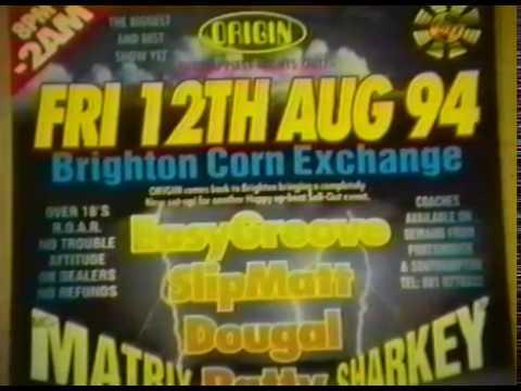 Origin Brighton Corn Exchange Friday 12th August 1994