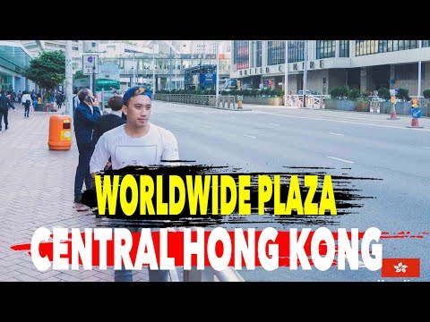 Travel Vlog HONG KONG - CENTRAL HONG KONG, Worldwide Plaza, Part 5