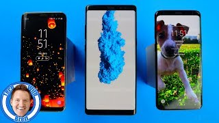 Video Lockscreen Update for Galaxy S8, Note 8 and S9