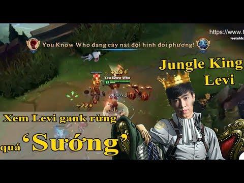 [Tiêu điểm stream] #9 Siêu rừng Levi -  Bạn sẽ không phí 26 phút cuộc đời xem Levi đánh
