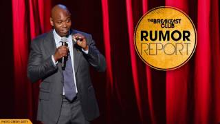 Dave Chappelle: Watching 'Key & Peele' 'Hurts My Feelings', Rick Ross Trashes Birdman In Interview