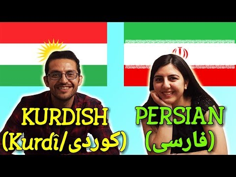 Similarities Between Kurdish and Persian