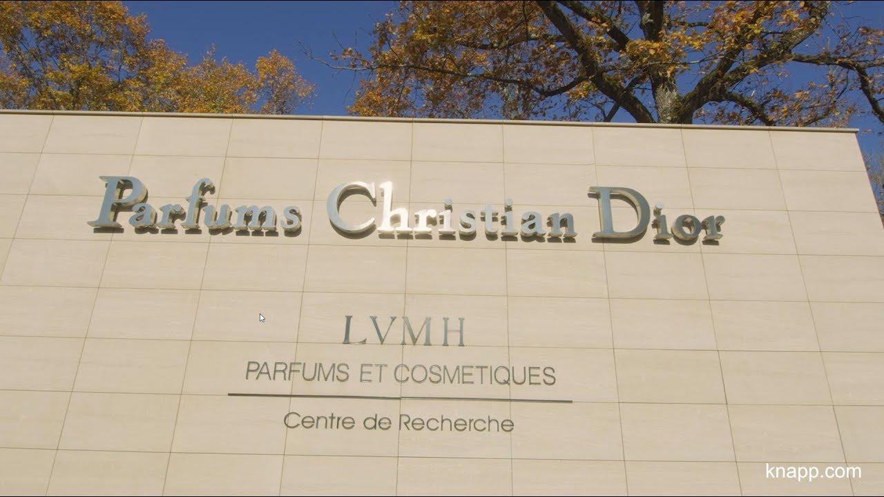 KNAPP AG – Parfums Christian Dior | France, Saint-Jean-de-Braye