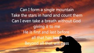 Watch Steven Curtis Chapman God Is God video