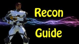 Firefall - How To Use The Recon Class