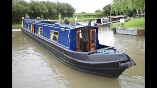FOR SALE - Dunstressing, 55' Semi Trad 2002 Liverpool Boats