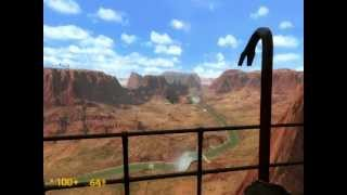 Black Mesa: Surface Tension Canyon (Mod Version)