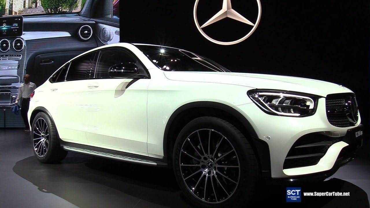 Glc 300 Coupe >> 2020 Mercedes Benz GLC 300 Coupe - Exterior Interior ...