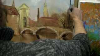Уроки живописи и рисования для взрослых Новый Боб Росс