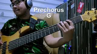 NDC - Datanglah Dan Bertahta (Great Is Our God) Bass Cover