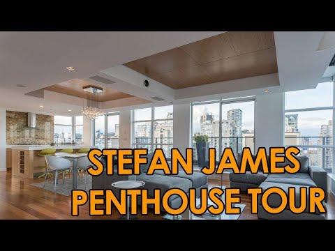 Stefan James Penthouse Tour: How An Internet Entrepreneur Optimizes His Lifestyle