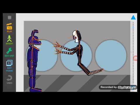 (Dc2 fnaf animation ) Believer (kaskade remix)