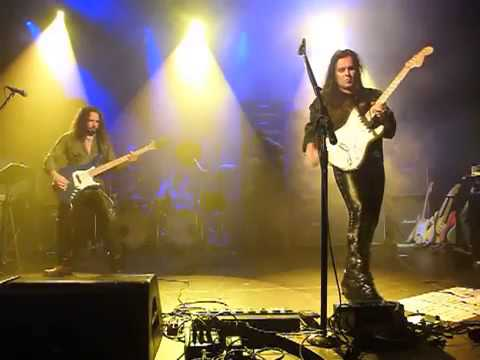 YNGWIE MALMSTEEN Guitar solo Dreaming Gates of Babylon 13-sept-2011 New York City - Best Guitar Tube