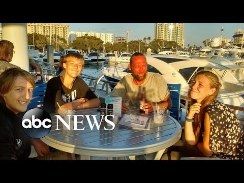 Family Goes Missing in the Gulf of Mexico