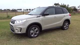 2019 SUZUKI VITARA GL PLUS MT COLOR MARFIL CON TECHO NEGRO