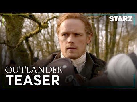 Outlander | Official Season 5 Teaser | STARZ