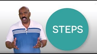 The Steps to Success: Steve Harvey's Brain Drops