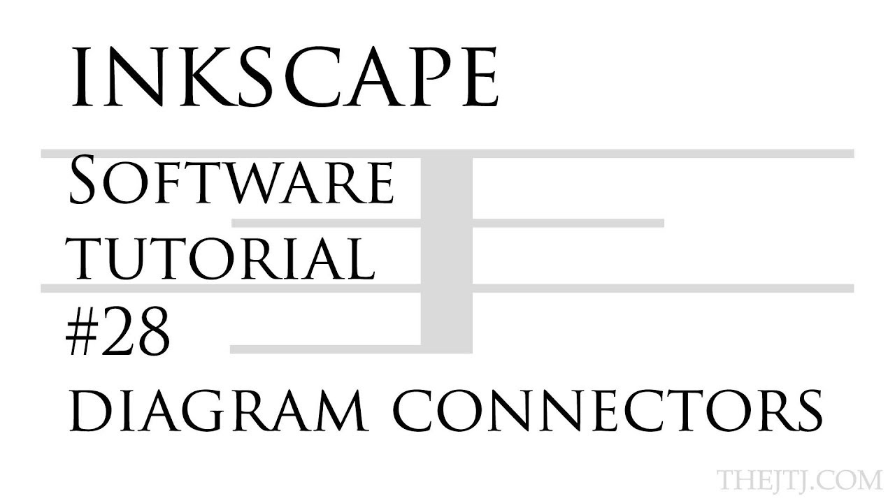 Inkscape software tutorial 28 diagram connector youtube inkscape software tutorial 28 diagram connector ccuart Choice Image