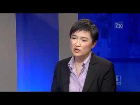 Penny Wong joins 7.30