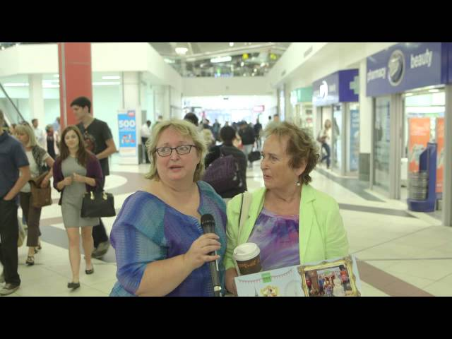 Victoria Place Shopping Centre Royal Launch 2014