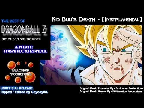Kid Buu's Death - [Faulconer Instrumental]