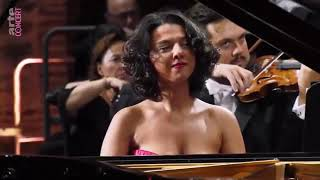 Too hot to Handel: Meet top female pianist putting the sexy into classical music