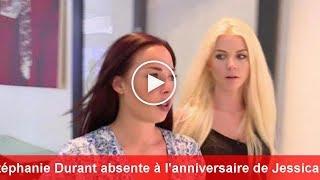 Stéphanie Durant absente à l'anniversaire de Jessica et en froid avec ? Voici la réponse !