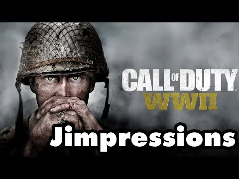 Call of Duty: WWII - Call Of Looty (Jimpressions)