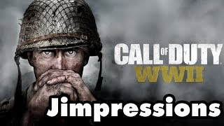 Call of Duty: WWII - Call Of Looty (Jimpressions) (Video Game Video Review)