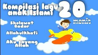 Download Mp3 Kompilasi 22 menit Shalawat badar Aku sayang Allah