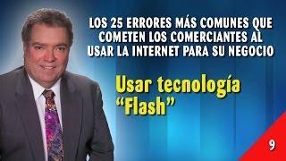 Error 09 - Usar Tecnología
