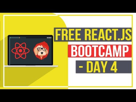 Free Online React Bootcamp | TylerMcGinnis com