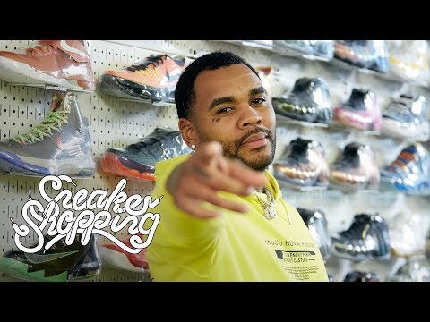 Tone Kapone - Kevin gates Shoe Shoe Shopping  ..Take a look