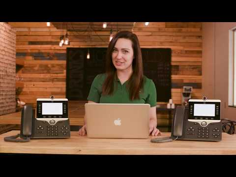 Cisco Tech Talk: Busy Lamp Fields And Configuration Capabilities