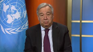 UN General Secretary Antnio Guterres  - coronavirus a threat to the developing world - BBC HARDtalk HARDtalk's Zeinab Badawi speaks to Antonio Guterres, United Nations secretary general. As the Covid-19 pandemic takes hold the capacity of governments ..., From YouTubeVideos