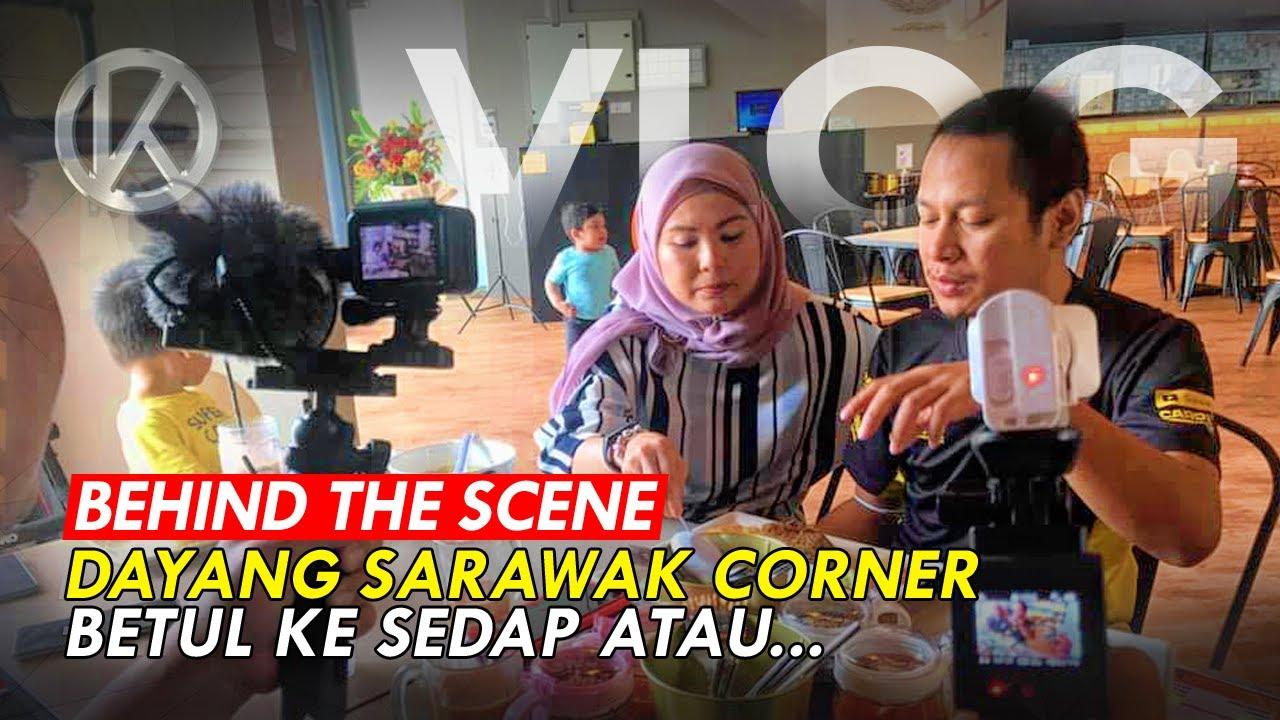 Kalau di Sarawak Mee Kolok Haji Salleh paling sedap kalau di KL Mee Kolok Dayang Sarawak Corner?