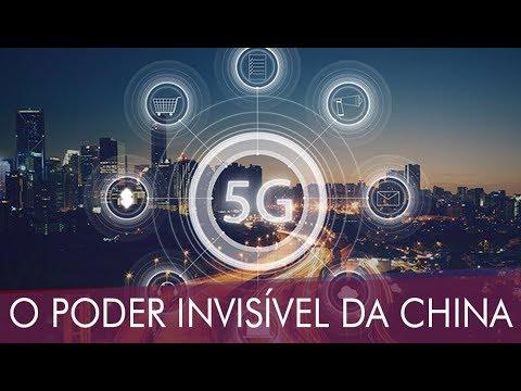 CHINA PODERÁ CONTROLAR O BRASIL ATRAVÉS DE REDE 5G