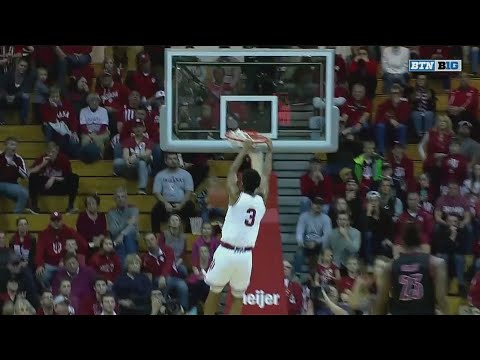 Justin Smith Two-Hand Jam vs. Arkansas State